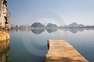 Lake Stock Image - Image: 8168691