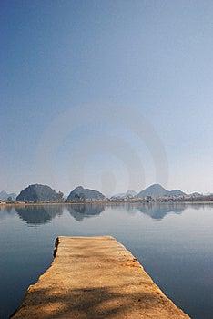 Lake Stock Images - Image: 8168694