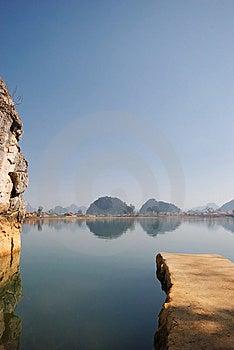 Lake Royalty Free Stock Images - Image: 8168699