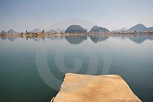Lake Royalty Free Stock Photo - Image: 8168705