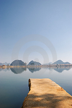 Lake Royalty Free Stock Image - Image: 8168716