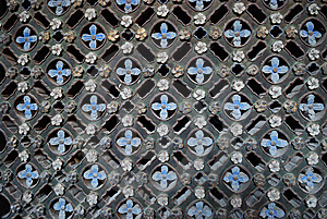 Window Lattice Stock Photos - Image: 8168953