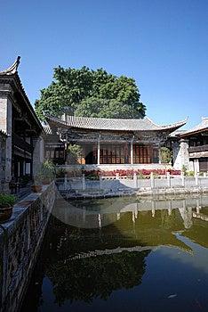 Chinese Garden Stock Image - Image: 8168991