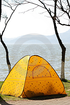 Tent Royalty Free Stock Images - Image: 8169139