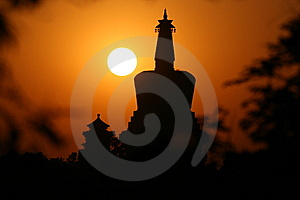 Sunset Royalty Free Stock Image - Image: 8170006