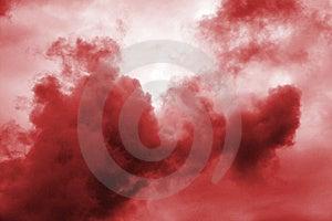 Overcast Ponury Niebo Obrazy Royalty Free - Obraz: 8170839