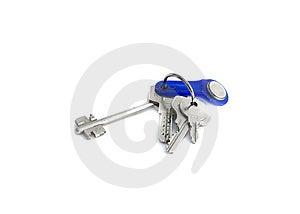 Door Keys Royalty Free Stock Photography - Image: 8172777