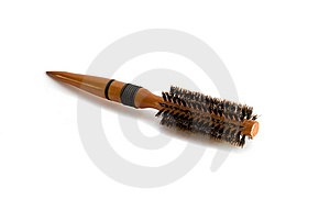 Hairbrush Stock Photography - Image: 8172792