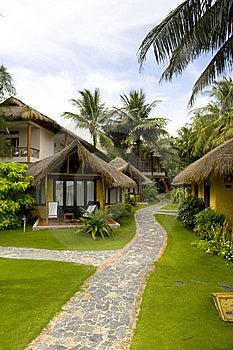 Resort Royalty Free Stock Photo - Image: 8173375