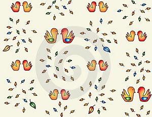 Kiddish Seamless Pattern Stock Photography - Image: 8173752