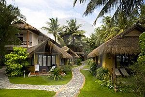 Resort Stock Image - Image: 8174791