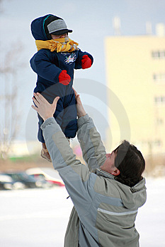 Winter Fun 2 Stock Images - Image: 8175614