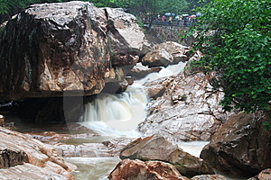 Waterfall Stock Images - Image: 8176614