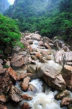 Waterfall Stock Photography - Image: 8176852