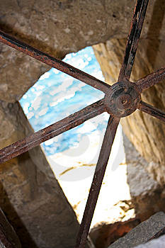 Castel Dell'Ovo Royalty Free Stock Photo - Image: 8176885