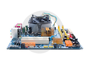 Computer Engine Royalty Free Stock Images - Image: 8177029
