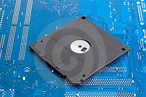 Outdated Technology Memories Royalty Free Stock Photography - Image: 8177067