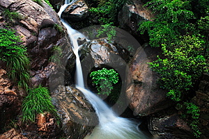 Cascade Photos stock - Image: 8177073