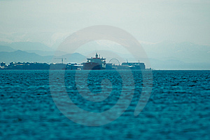 Sea Port Royalty Free Stock Images - Image: 8178649
