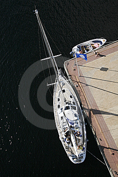 Sailboat Royalty Free Stock Photo - Image: 8183055