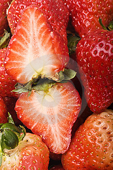 Strawberry Royalty Free Stock Photos - Image: 8185168