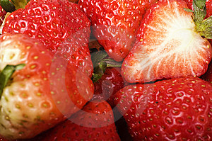 Fraise Images stock - Image: 8185194