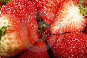 Morango Imagens de Stock - Imagem: 8185194