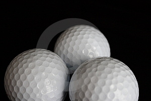 Golf Balls Stock Photos - Image: 8187063