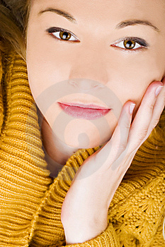 Skin Care Royalty Free Stock Images - Image: 8188759