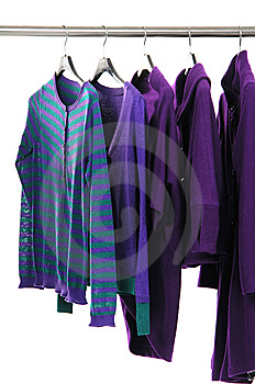 Fashion Clothing Royalty Free Stock Image - Image: 8188846
