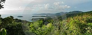 Kata View Point Stock Photo - Image: 8189120