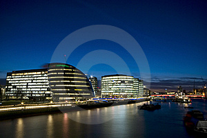 City Of London Royalty Free Stock Images - Image: 8190849