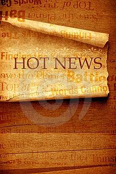News Stock Image - Image: 8191341