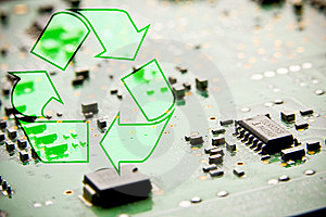 Recycle Royalty Free Stock Photo - Image: 8192865