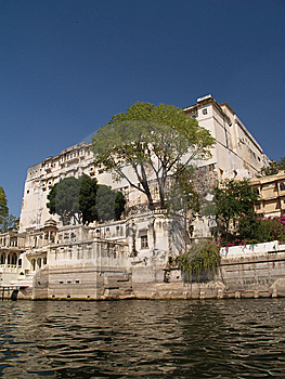 Udaipur City Palace Royalty Free Stock Photography - Image: 8193747