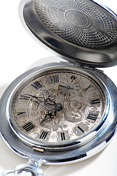 Retro Watch Stock Images - Image: 8195084