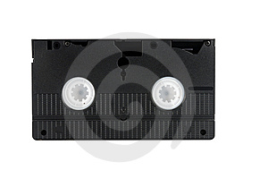 Videocassette Royalty Free Stock Images - Image: 8195419