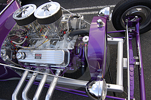 Hot Rod Stock Photos - Image: 822883