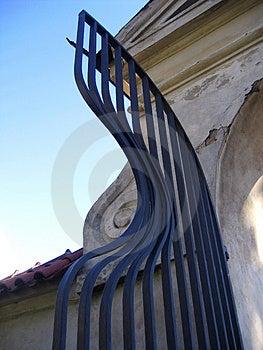 Prague Gates Element Stock Photography - Image: 825962