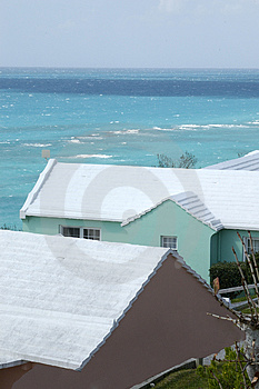 Bermuda Roof 4 Royalty Free Stock Photo - Image: 827385
