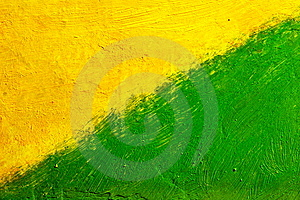 Painted Canvas Stock Image - Image: 8201161