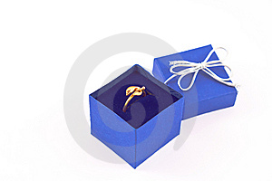 Engagement Ring Royalty Free Stock Image - Image: 8201936