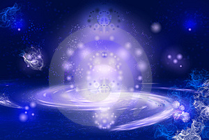 Space  Of Galaxy Royalty Free Stock Image - Image: 8202416