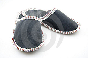Slippers Stock Images - Image: 8202684