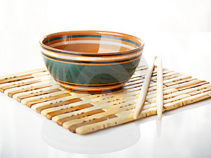 Chopstick Cup Stock Images - Image: 8209064
