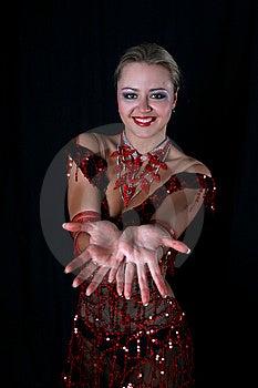 Latin Dancer Stock Photo - Image: 8209710