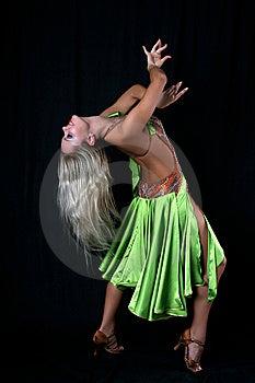 Latin Dancer Royalty Free Stock Image - Image: 8210166