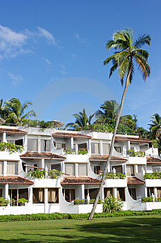 Hotel In Sri Lanka Royalty Free Stock Photos - Image: 8211158