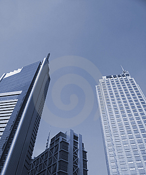 Modern Building Royalty Free Stock Photos - Image: 8211378