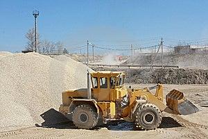 Quarry Stock Photo - Image: 8211660